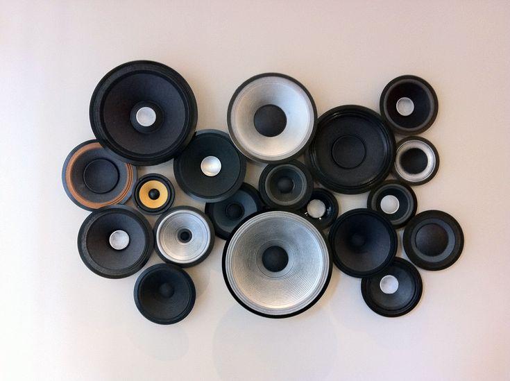 Speaker Sculpture