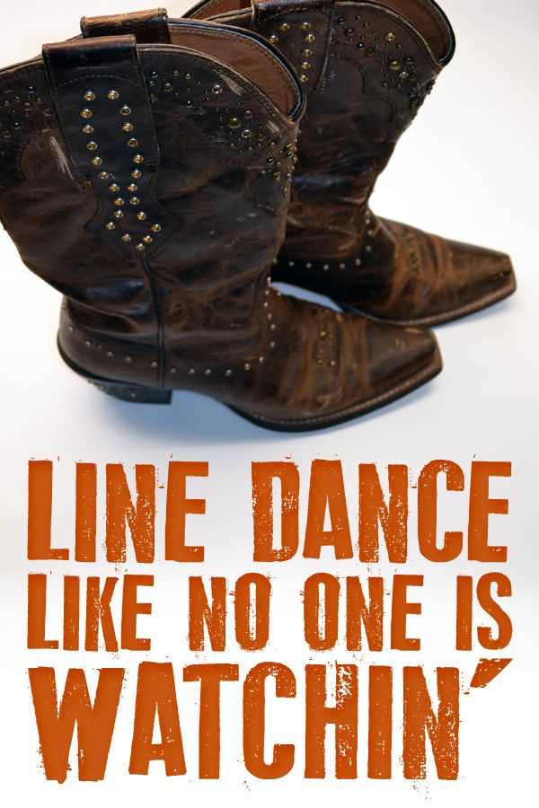 Line dance like no one is watchin' #texasroadhouse #dance