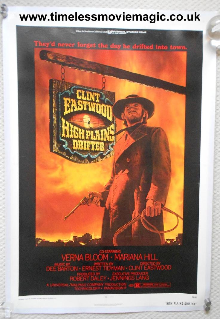 http://www.timelessmoviemagic.co.uk/high-plains-drifter-original-film-poster-linenbacked-clint-eastwood-73-2023-p.asp