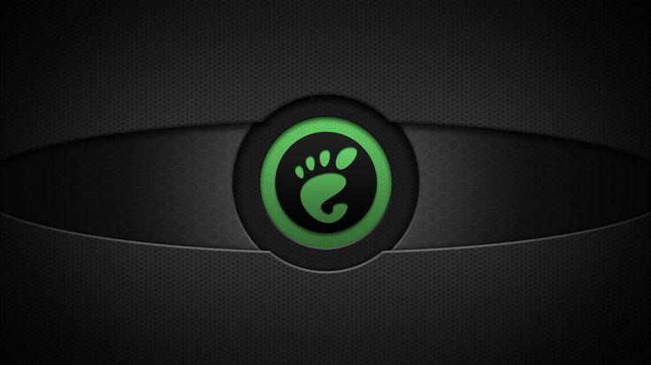 pink gnome linux logo - Bing images