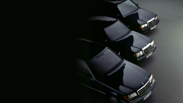 Mercedes-Benz W140, W124 & W201 | Мерцедес фен