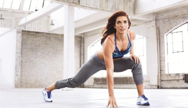 Want a rock-hard body? Emily Schromm, winner of @womenshealthmag's Next Fitness Star contest, shares her go-to moves.