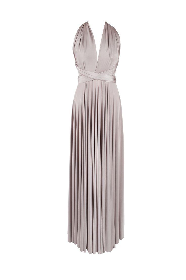 Twobirds Bridesmaid Dress, £250 Giling & White, Oadby, Leicester gilingandwhitebridal.co.uk Glamour wedding theme