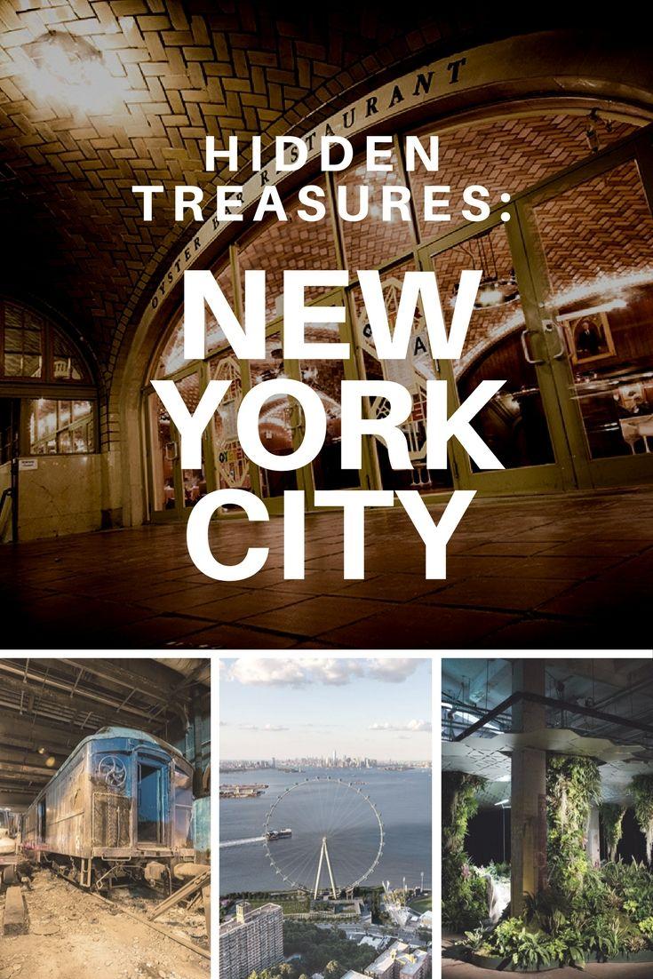 Hidden treasures new york city luxury hotelsnew
