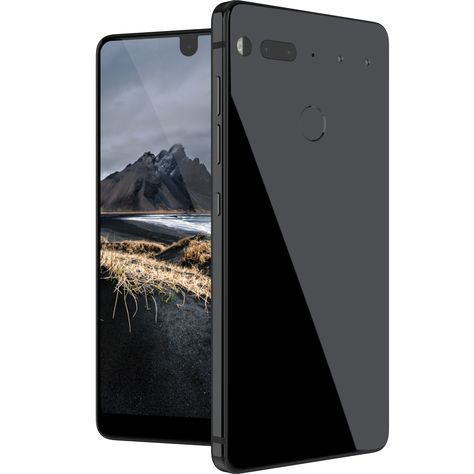 Andy Rubin's Essential Phone now officially announced