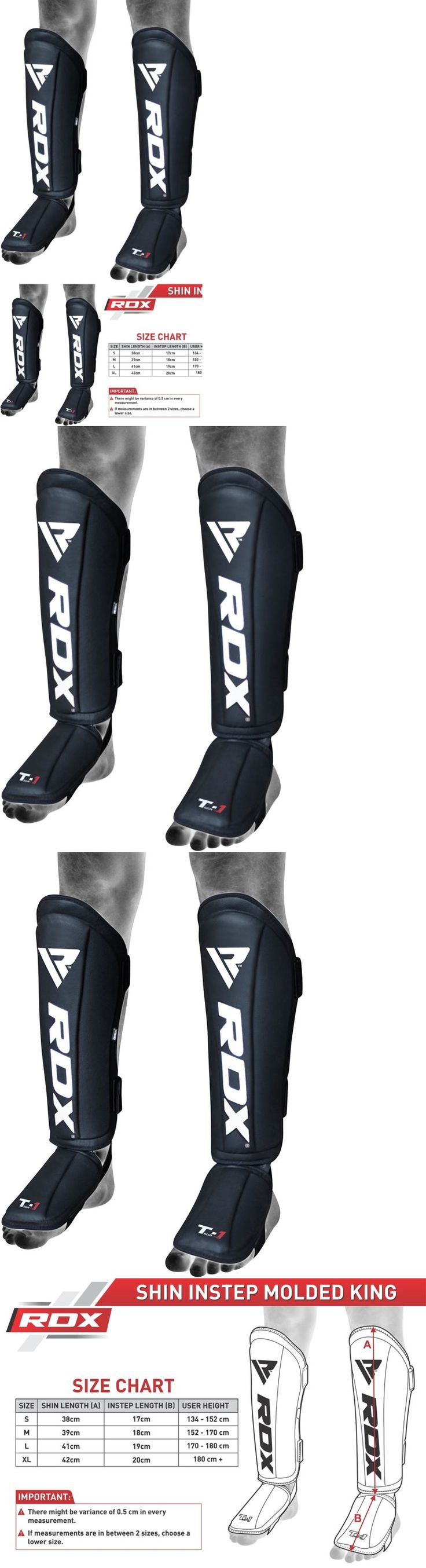 Shin Guards 179782: Rdx Mma Shin Instep Guard Leg Pads Protective Muay Thai Boxing Training Kickboxi -> BUY IT NOW ONLY: $59.12 on eBay!