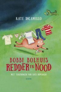 boek 86 | mijn recensie over Kate DiCamillo - Bobbi Bolhuis, redder in nood | http://www.ikvindlezenleuk.nl/2017/10/dicamillo-bobbi-redder/