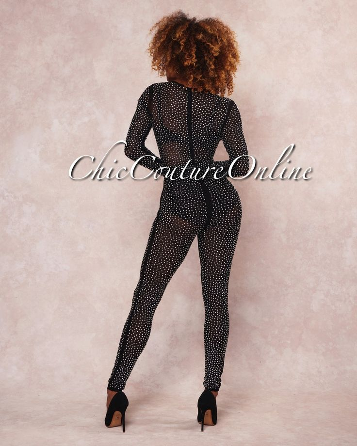 Chic Couture Online - Cassia Black Silver Rhinestones Semi-Sheer Mesh Jumpsuit,  (http://www.chiccoutureonline.com/cassia-black-silver-rhinestones-semi-sheer-mesh-jumpsuit/)