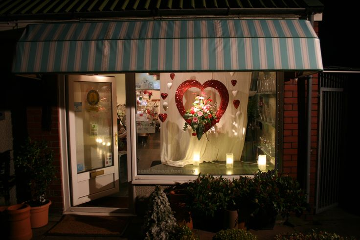 26 Best Valentines Window Display Ideas Images On