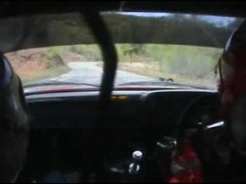 Colin McRae- On Board Molls Gap MKII Escort..Full Stage2