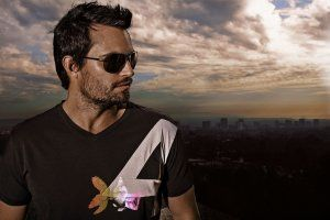 Actor Scott Elrod - photo by Ash Gupta