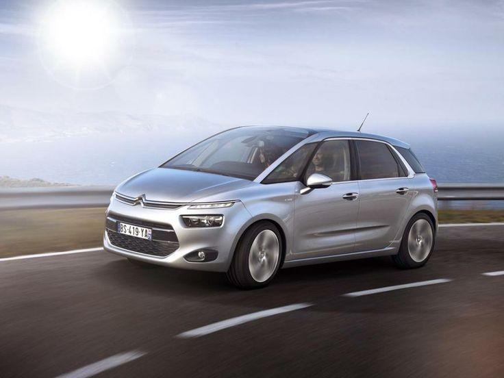"""Citroën C4 Picasso II Exclusive + jantes Éole 18"""" 2014"""