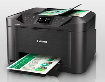 Review Canon MAXIFY MB5470