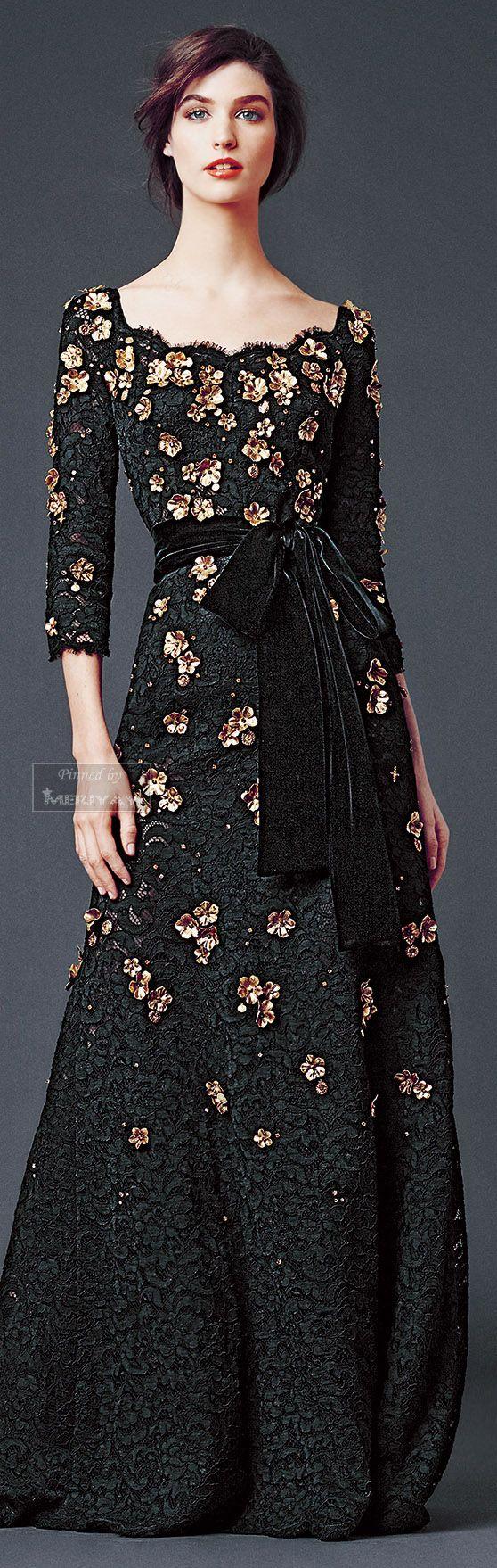 Dolce Gabbana - Collection Fall Winter 2014 2015.