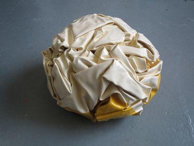 Nothing (Pale Yellow/Yellow) By Angela de la Cruz