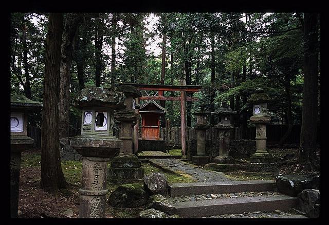 Nara, Kasuga shrine