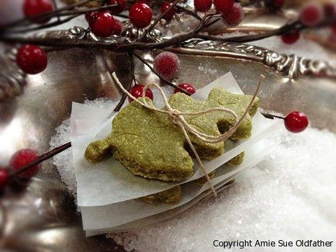 Matcha-Green-Tea-Shortbread-Leaves6 | FUN #food, #entertaining ideas ...