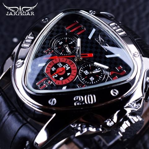 Jaragar Sport Design Luxury Wrist Watch