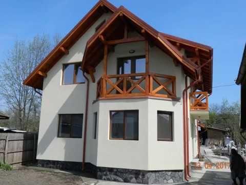 Proiecte case zidarie, la cheie -  prezentare casa de la Sangeru, jud  P...