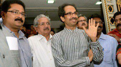 दिल्ली से बैरंग लौटे शिवसेना के दोनों नेता
