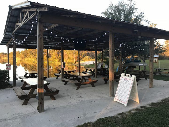 The sun may be setting earlier but not to worry. We have fancy lights! Hooray for electricity! #GetDirty #ThingsToDoInOrlando #OffRoad #fancylights #ATV via Orlando Activities For Adults