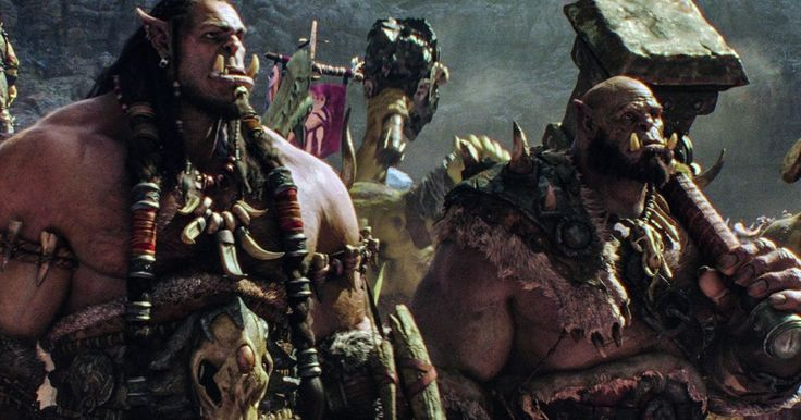 """Warcraft -The """"biggest kind of filmmaking you can do."""""""