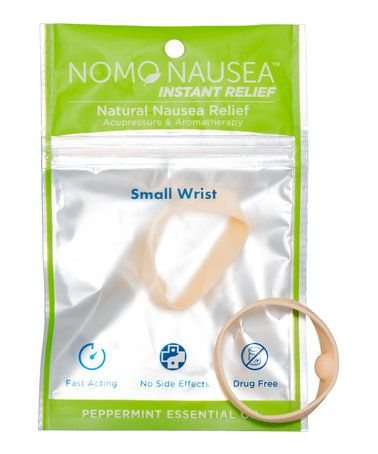 Look what I found on #zulily! Nude Nausea Peppermint Anti-Nausea Band - Set of Two #zulilyfinds