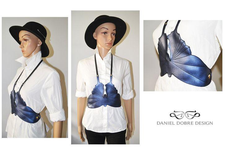 Butterfly harness by Daniel Dobre