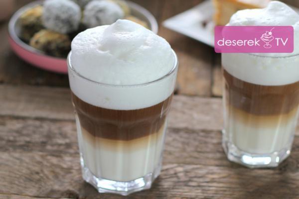 Kawa Latte Macchiato przepis