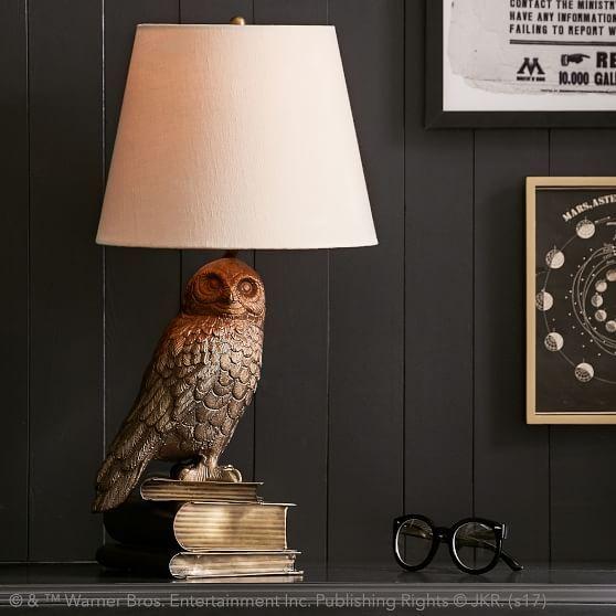 HARRY POTTER™ HEDWIG™ Lamp #pbteen