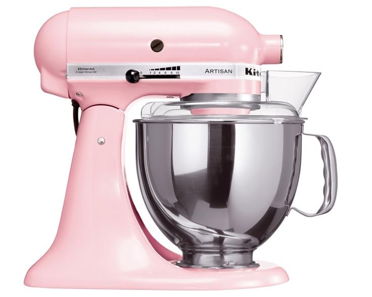 KitchenAid Artisan KSM150PSEPK Rosa