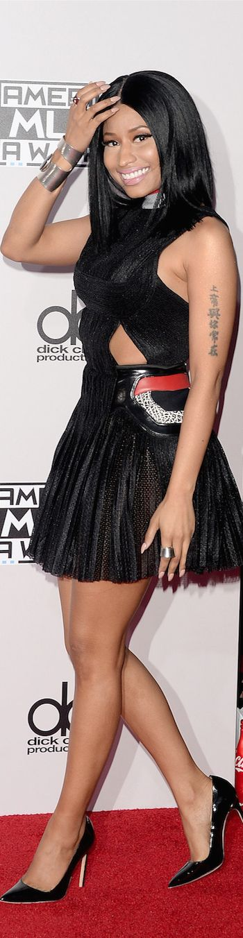LOOKandLOVEwithLOLO: American Music Awards Red Carpet Fashion