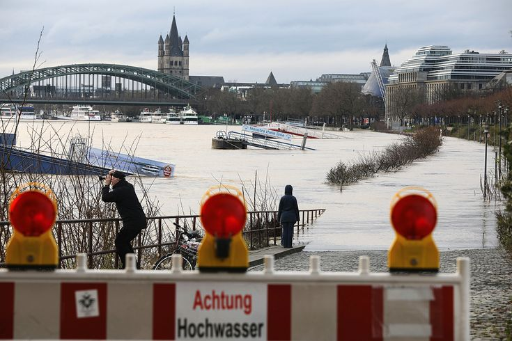 FOX NEWS: Germany: Flooding prompts new shipping restrictions on Rhine
