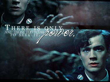 Tom Riddle ~ the boy who made all the wrong choices