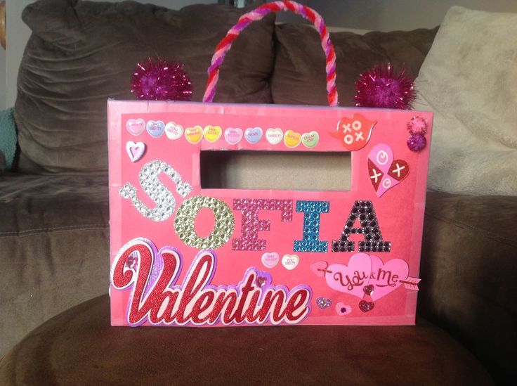 46 Cool Ideas Decorated Shoe Boxes For Valentineu0027S Day
