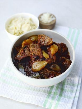 Beef stifado | Jamie Oliver