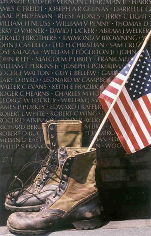 Vietnam Veterans Memorial Wall, Washington, DC