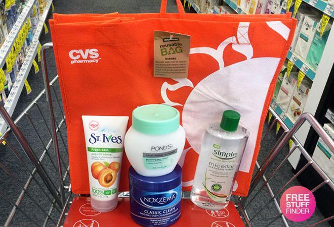 Buy 1 Get 1 50% Off POND'S, St. Ives, Noxema & Simple Skin Care at CVS! #RefreshedRoutine #freestufffinder #ad