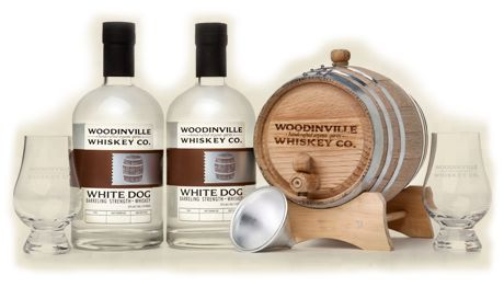 Anytime a company puts control into the hands of its customers things get better.  This kit from Woodinville whiskey co. allows you to age your own whiskey to your exact tastes and for a fraction of the time and cost.