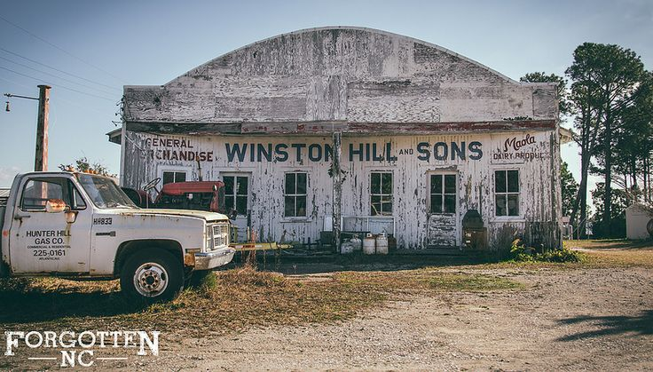 Winston Hill and Sons | Atlantic, NC | by Zach Frailey