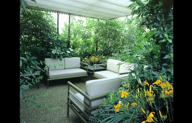 Terrazze e Giardini Pensili: Un Salotto nel Verde - Paghera
