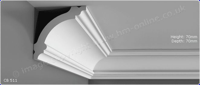 polystyrene coving - Google Search