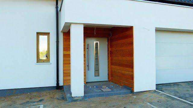 podcień wejściowy  #podcień #projekt #dom