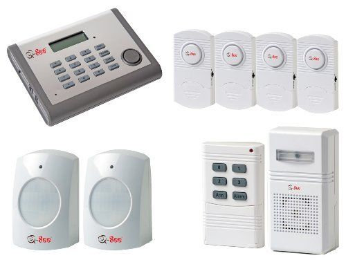 Q See Wireless Security Alarm System