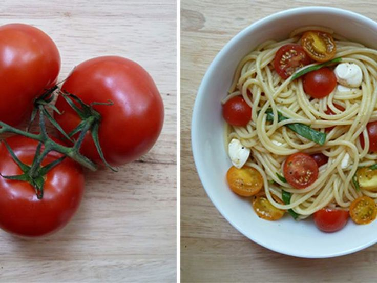 How to shop for and cook with tomatoes, plus an easy tomato pasta