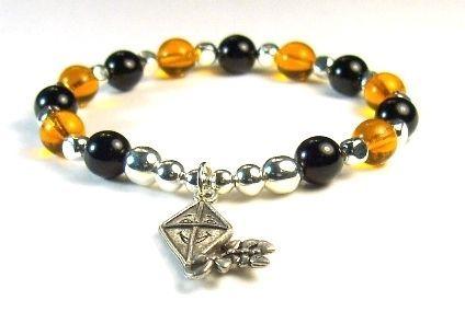 ADORABLE Kite Bracelet / Jewelry - Kappa Alpha Theta