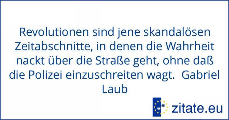 Zitat von Gabriel Laub