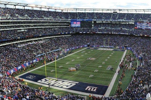 2017 New York Giants Football Schedule