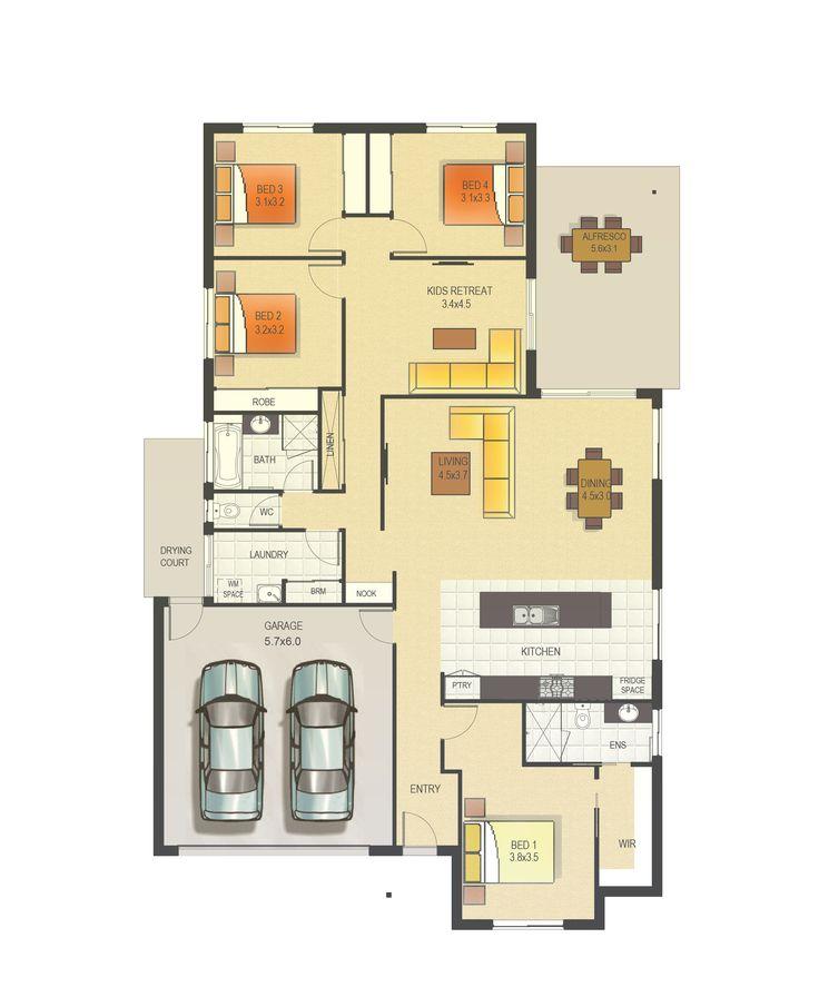Aria 223 Home Design - House Design & House Plan