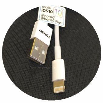 รีวิว สินค้า สายชาร์จแท้100%โดยแบรนด์คอมมี่ ใสำหรับ iphone / ios ทุกรุ่น commy Original Lightning USB dada cable for ios 10 and more(ใช้งานได้กับiphone 5/5s/se/iphone 6/6s/6plus/iphne7/7plus/ipad mini)ชาร์จได้อย่างรวดเร็ว charge/SYNC ☃ ซื้อเลยตอนนี้ สายชาร์จแท้100%โดยแบรนด์คอมมี่ ใสำหรับ iphone / ios ทุกรุ่น commy Original Lightning USB dada cable  ใกล้จะหมด | seller centerสายชาร์จแท้100%โดยแบรนด์คอมมี่ ใสำหรับ iphone / ios ทุกรุ่น commy Original Lightning USB dada cable for ios 10 and…